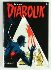 BD prix réduit Diabolik Le Grand Diabolik - tome 8