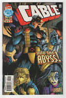 Cable #40 (Feb 1997, Marvel) [Domino, Douglock] Todd DeZago Scott Clark p