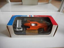 John Day Model Cars F1 Formula 1 March 761 in Orange in Box