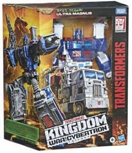 Transformers Generations Kingdom War for Cybertron Ultra Magnus *New*