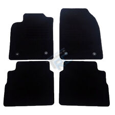 4 TAPIS SOL MOQUETTE NOIR SUR MESURE OPEL VECTRA C 2002-2008 GTS BREAK BERLINE