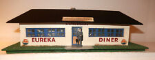 American Flyer Rare 1952 Version 275 Blue Eureka Diner Close To New