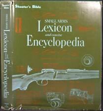 SHOOTER'S BIBLE SMALL ARMS LEXICON & CONCISE ENCYCLOPEDIA Guns Rifles Pistols