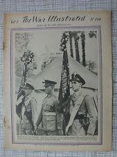 The War Illustrated #130 (Prinz Eugen, Burma, York, Exeter, Madagascar, Kharkov)