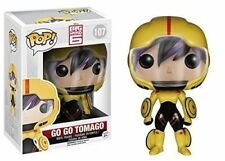 Funko Pop Big Hero 6 Go Go Tomago Disney Soft Vinyl Figure