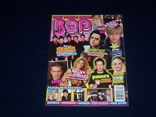 2006 JANUARY BOP MAGAZINE - CLICK FIVE & GREEN DAY COVER - SP 4951