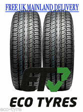 2X Tyres 235 70 R15 102T Superia / Goform SUV  4X4 E C 72dB