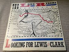 "LONG RYDERS - LOOKING FOR LEWIS & CLARK 10"" MAXI UK ISLAND 85 - INDIE ROCK"