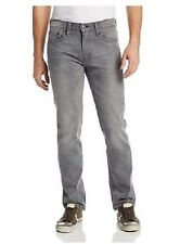 New Levi's Mens 511 1299 Slim Fit Skinny Leg Gray Wash Denim Jeans Size 31 X 30