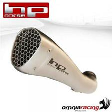 HPCORSE HYDROFORM exhaust slip-on satin not homologated DUCATI MONSTER 797 2018>