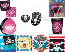 Piratenparty Kindergeburtstag große AUSWAHLalles für die Piratenparty - !SALE!!!