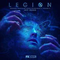 LEGION SEASON 2 - RUSSO,JEFF- ORIGINAL TELEVISION SOUNDTRACK   CD NEW!