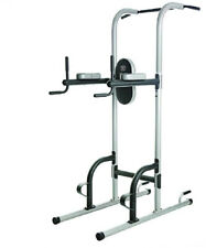 Golds Gym XR 10.9 Power Tower With Push Up Pull Up And Dip Stations Workout NEW