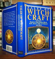 Dalby, Richard TALES OF WITCHCRAFT  1st Edition Thus 1st Printing