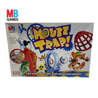 Mousetrap Board Game from Hasbro Gaming (MB)  -Complete-