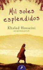 Mil Soles Esplendidos by Khaled Hosseini (2009, Paperback)
