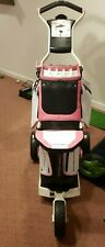 Sun Mountain Combo Golf Push Cart with Seat