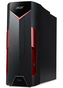 Acer N50-600-UR1A Nitro 50 Gaming Desktop Computer, PC ONLY (cables included)