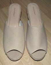 Heavenly Comfort  Womens Beige Shoes