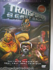 Transformers Beast Machines Season 1 Volume 2  [DVD, 2008] Nordic Packaging NEW