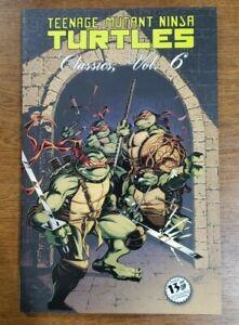 TMNT Teenage Mutant Ninja Turtles Classics Vol. 6 TPB OOP NEW IDW 2013 McCullum