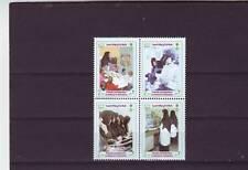 a123 - SAUDI ARABIA - SG2191-2194 MNH 2007 FEMALE PARTICIPATION IN SCIENCE