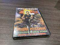 Mel Gibson Z Men DVD Delta Mission Commando diablo Verde Sigillata Nuovo