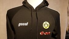 BORUSSIA DORTMUND Gool Man's Hoodie Size: Small NEW WITH TAGS