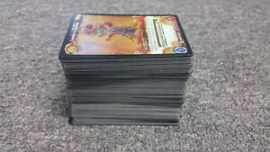 WOW WORLD OF WARCRAFT TCG CARDS - BULK LOT OF 200 *LOOT - EPIC - RARE - HOLO*