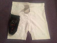 Abbigliamento da uomo bianche PUMA per palestra, fitness, corsa e yoga taglia L