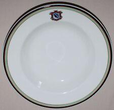 LAAC Logo Los Angeles Athletic Club Large Rim Soup Bowl Syracuse China USA