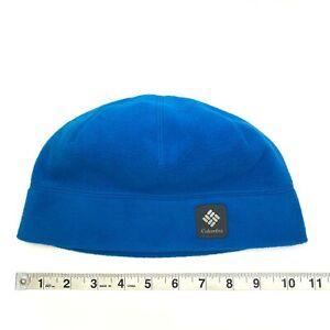 Columbia Unisex Agent Heat Omni-Heat Beanie Hat Cap (Blue, S/M) 1576181402