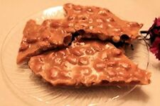 Peanut Brittle - 1 Pound