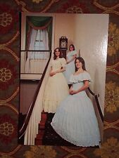 Vintage Postcard My Old Kentucky Home, Bardstown, Kentucky, Main Staircase