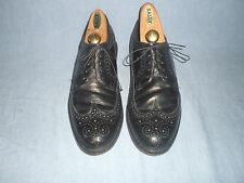 Vintage Florsheim  Dress Casual Wing Tip Office Shoes  557841  11.5 D