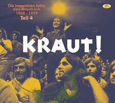 KRAUT! - Die innovativen Jahre des Krautrock 1968-1979, Vol. 4 | Various | CD