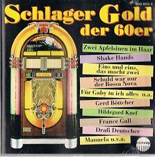 Schlager Gold der 60er - CD  - Siehe Fotos
