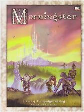 Morningstar Campaign Setting d20 D&D 3.5 - GMG4100 - HC - New