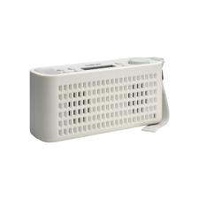 Goodmans Go Stream DAB Digital Radio Bluetooth & Smartphone Charging White GOSTR