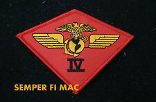 4th MARINE RESERVE AIR WING PATCH 4th MAW USMC MARINE AIR GROUP MAG 41 47 48 49