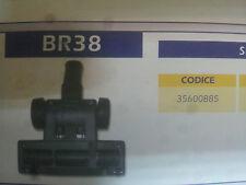 BR38 Turbo Spazzola Universale Battitappeto Pulizia Moquettes con 2 Raccordi