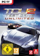 Test Drive Unlimited 2 (PC, 2011, DVD-Box)