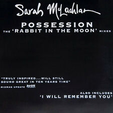 SARAH MCLACHLAN - Possession (Rabbit In The Moon Mixes) - Arista 74321 33979 1