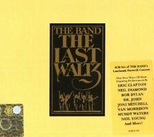 THE BAND - THE LAST WALTZ 4 CD NEUF