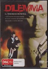 DILEMMA - C. THOMAS HOWELL - SOFIA SHINAS - DANNY TREJO - DVD - NEW -