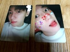 EXO Baekhyun Official Photocard delight candy photocards chemistry - choose each
