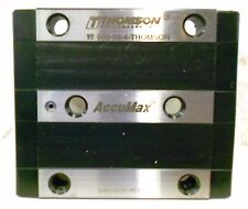 THOMSON ACCUMAX LINEAR ROLLER BEARING CARRIAGE, CM55AADP-M199, SIZE 55