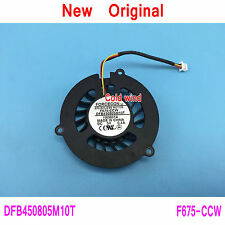 MSI EX401 EX600 M670 MS-1632 M677 MS-1633 VR601 MS-163C Targa M1633 Cooling Fan