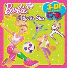 Barbie A Sports Star with 3-D Glasses