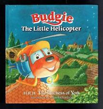 BUDGIE, The Little hélicoptère. Simon & Schuster limité 1989 VG signé